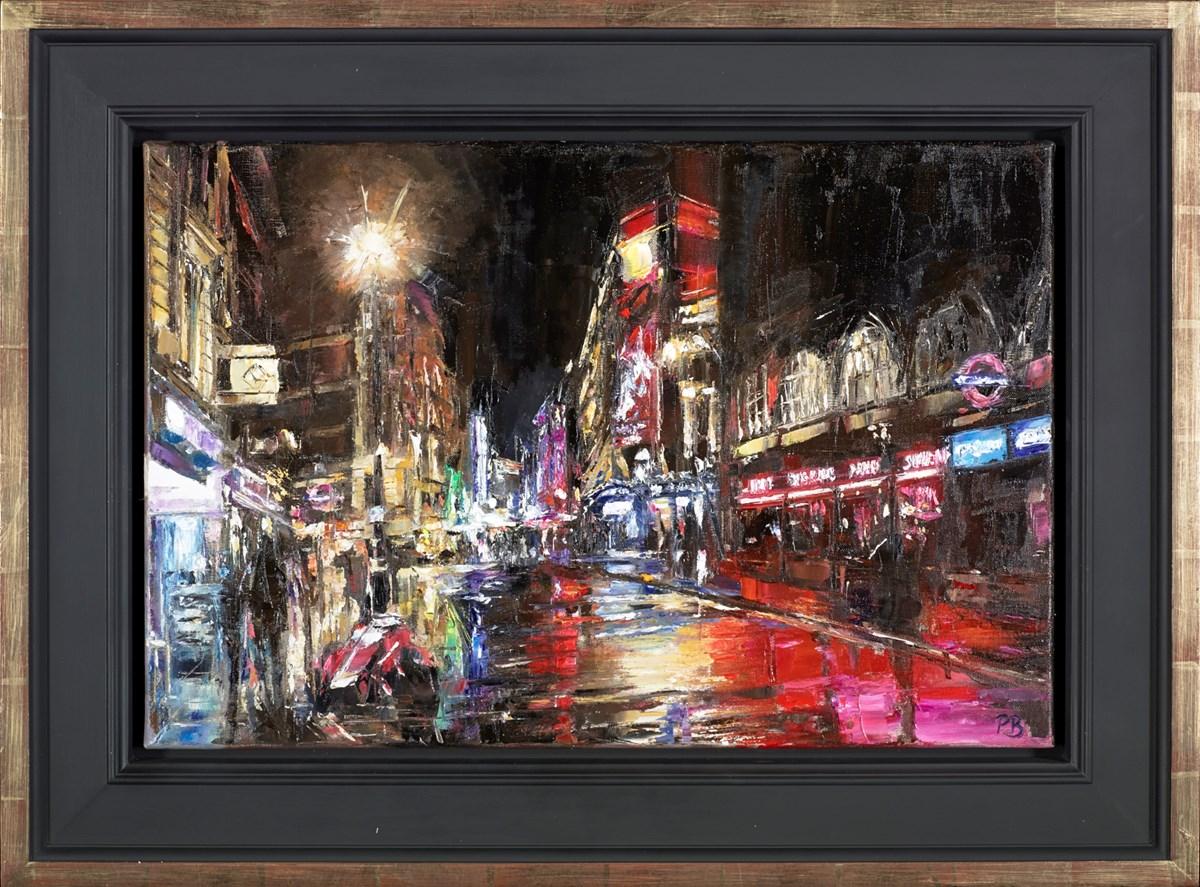 Rainy Evening - Hippodrome
